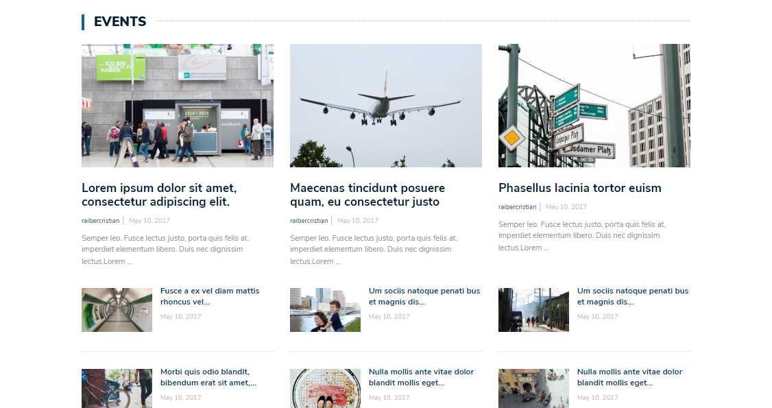 Newspaper X: A Popular Magazine WordPress Theme