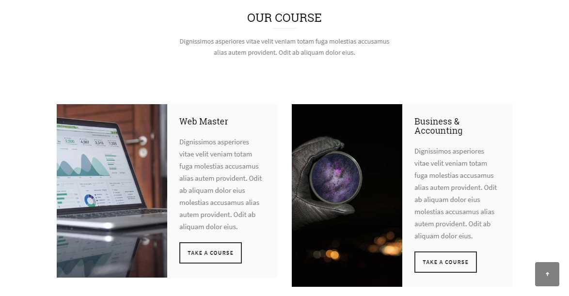 Education: A Free HTML5 Bootstrap eLearning School Template