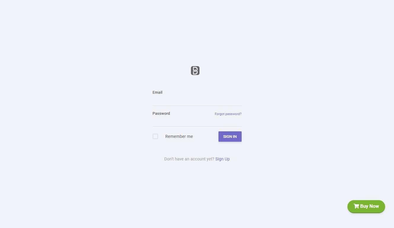 Bhumlu Bootstrap 4 Admin Template Lite: A Free Dashboard Template